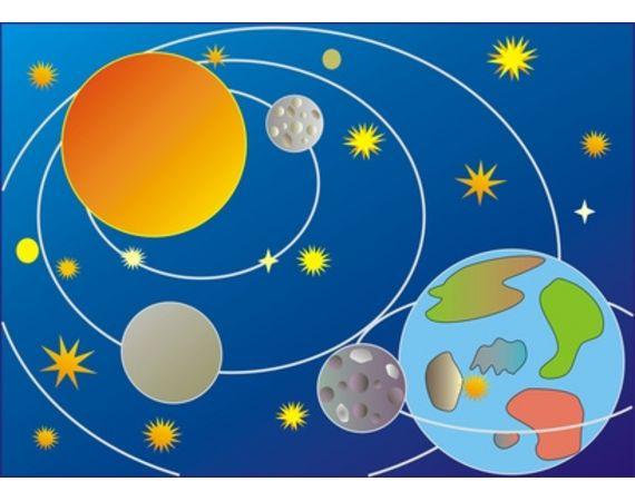 Manualidades del sistema solar para niños
