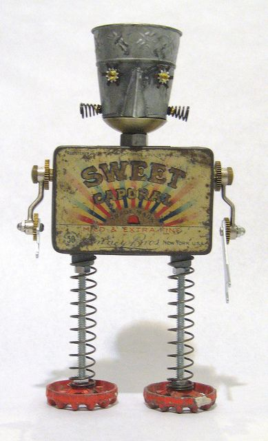 robot lata