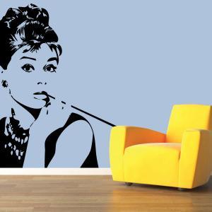 decorar paredes con vinilos
