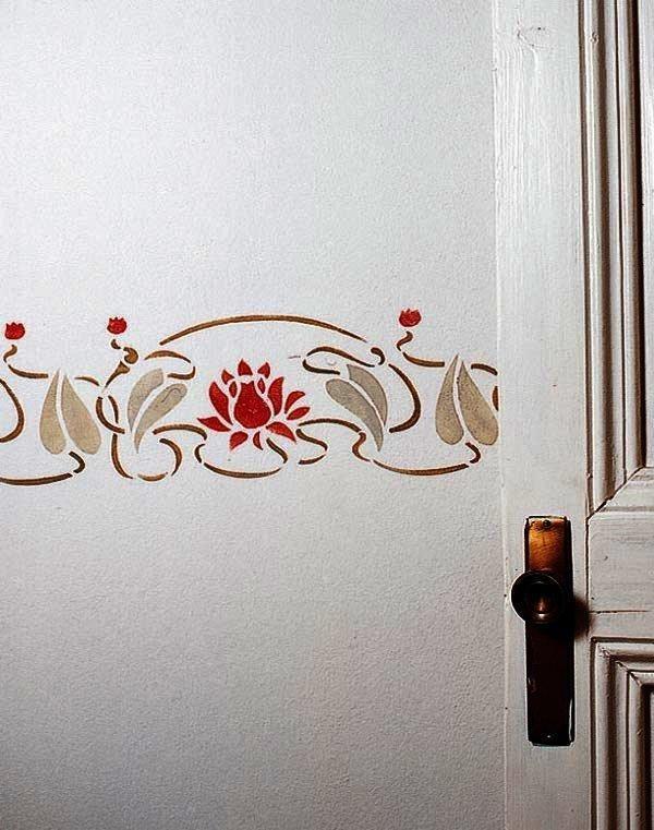 decorar pared pintura
