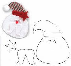 Adornos De Navidad De Fieltro 2021 Manualidades Es