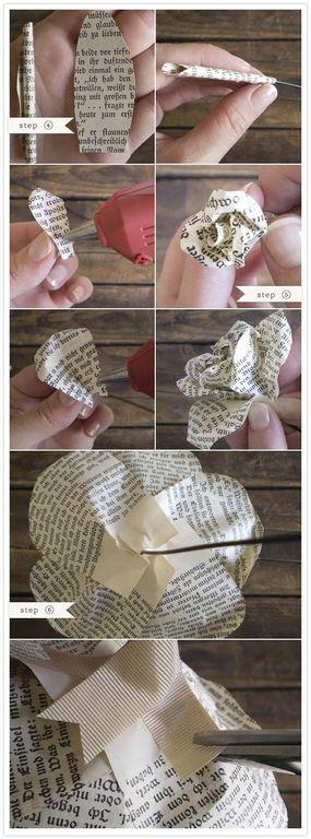 como-hacer-un-ramo-de-flores-de-papel-reciclado-para-san-valentin-2017-paso-a-paso