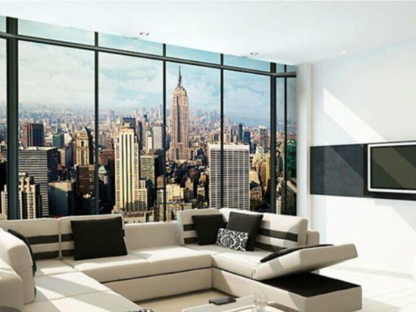 manualidades-para-decorar-las-paredes-mural-fotografico-rascacielos