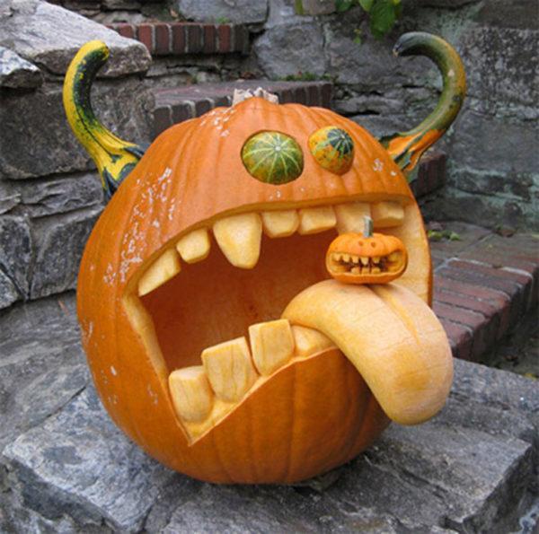como-decorar-una-calabaza-en-halloween-diseno-moderno