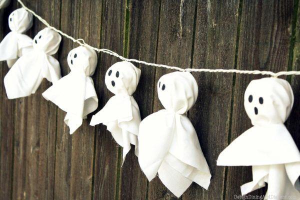 manualidades-halloween-guirnaldas-fantasmas
