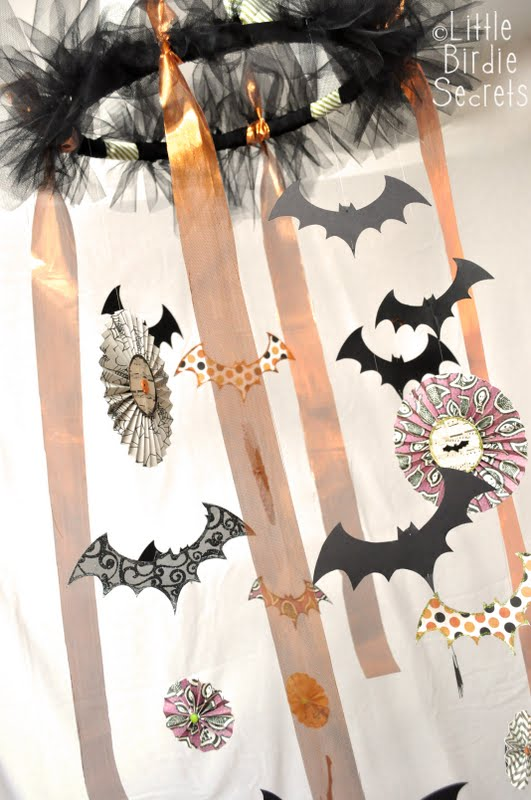 manualidades halloween movil halloween