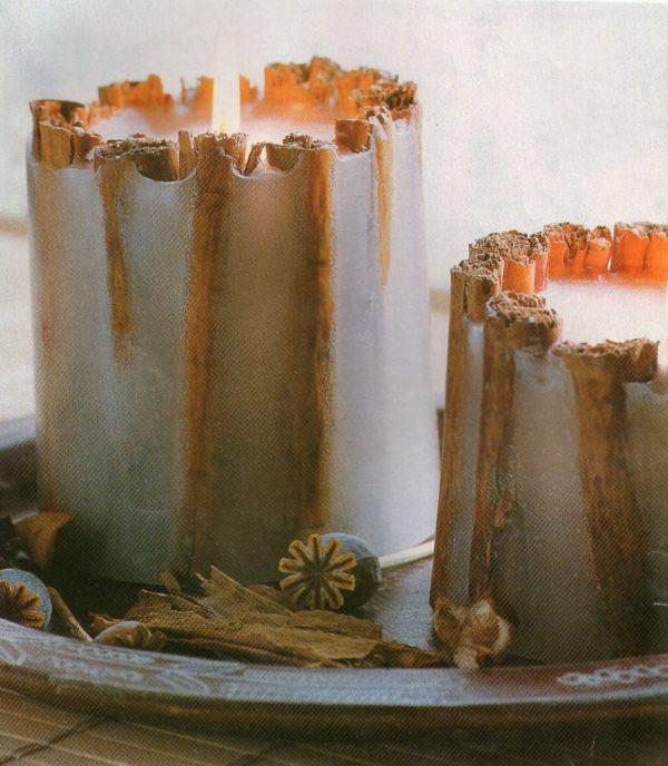 velas-decorativas-con-canela-con-cera