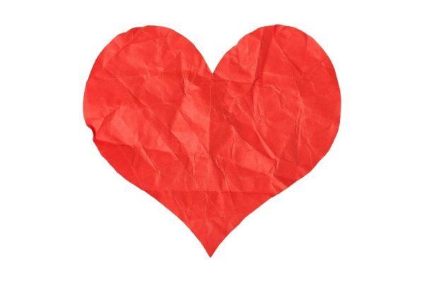 Como hacer un corazon de papel facil paso a paso ultima gestion