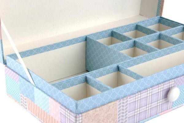 Cómo Hacer Cajas De Cartón A Medida Paso A Paso Manualidades Es