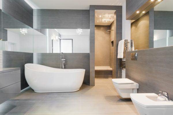 Revestimiento pared pvc baño