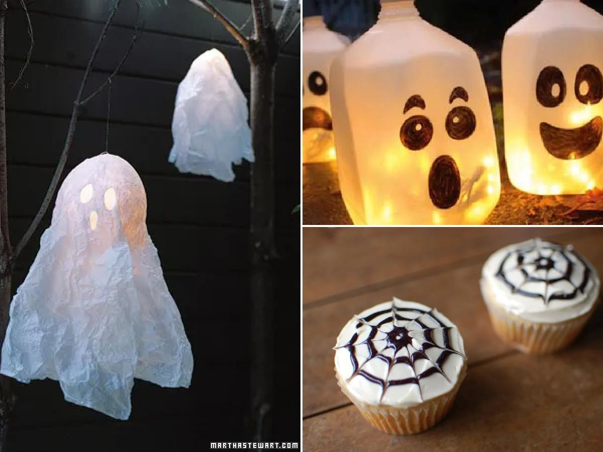 Manualidad para celebrar Halloween 2021