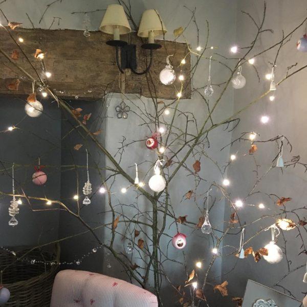 Como hacer arbol navidad ramas arbol seco