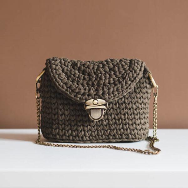 Como hacer bolsa ganchillo paso a paso bolsas modernas bolso cuadrado