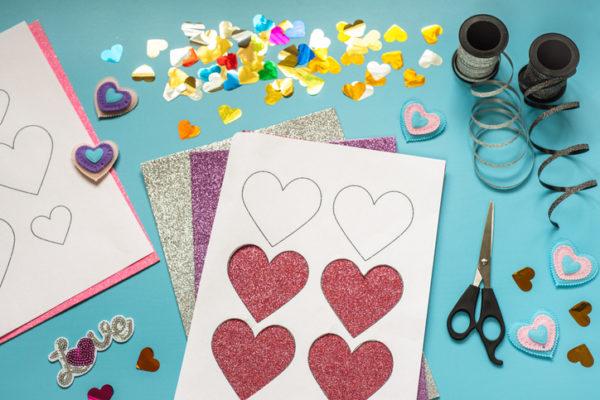 Manualidades para san valentin para ninos artesania