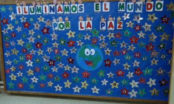 Las mejores manualidades para Día escolar de la paz y la No Violencia 2021 corcho