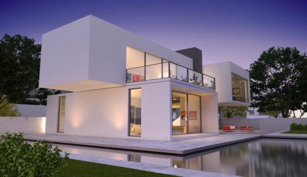 Ideas consejos hacer fachada casa minimalista