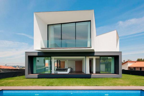 Ideas consejos para hacer fachada casa minimalista casa cubo
