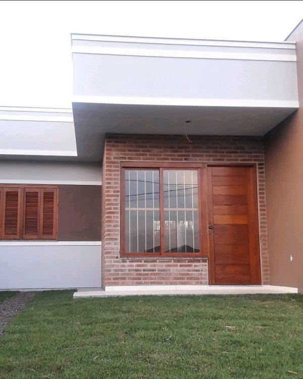Ideas consejos para hacer fachada casa pequena fachada con elementos y materiales rusticos