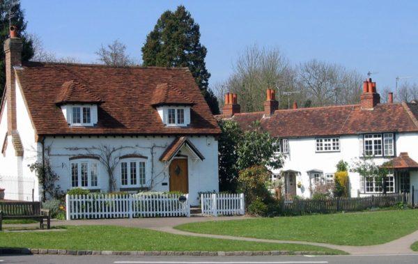 Ideas consejos para hacer fachada casa rustica blanca
