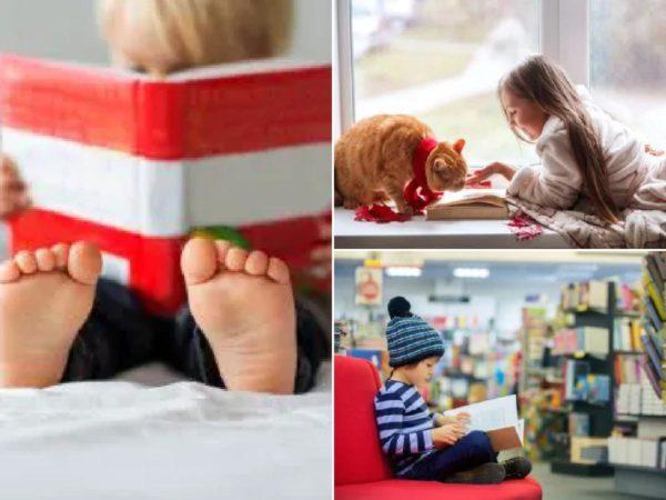 Actividades para el día del libro con niños