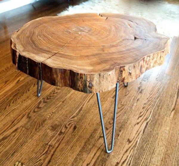 Ideas consejos para hacer muebles rusticos con madera taburete