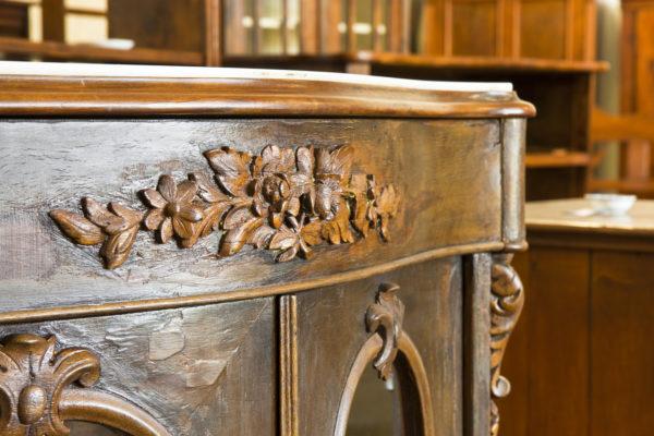 Los trucos consejos para envejecer mueble madera