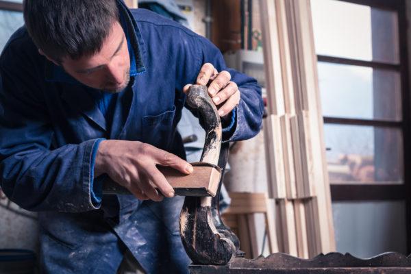 Mejores trucos consejos para envejecer mueble madera