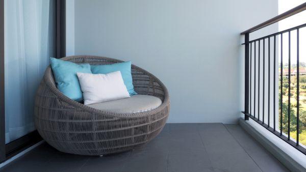 Cojines para sillas y sofás de terraza balcón