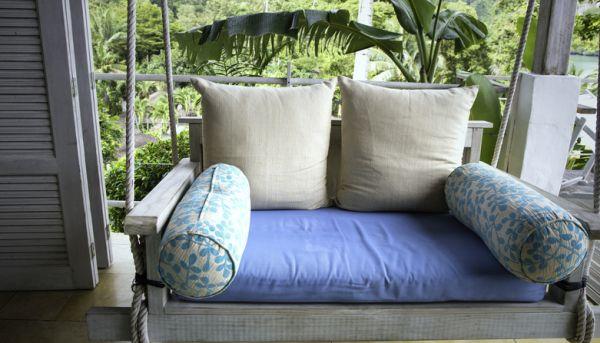 Cojines para sillas y sofás de terraza