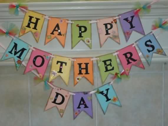 MEJORES ideas para decorar casa en el dia de la madre FOTOS cartel celebracion