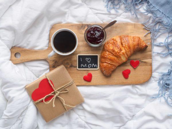 MEJORES ideas para decorar casa en el dia de la madre FOTOS desayuno