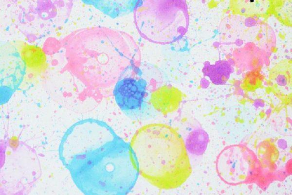 Manualidades faciles de verano para ninos burbujas
