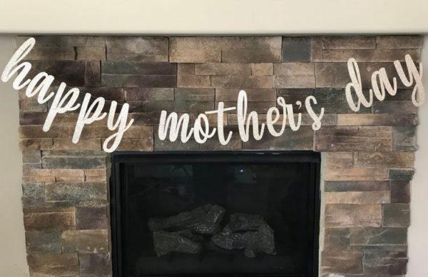 Mejores ideas para decorar casa en el dia de la madre cartel