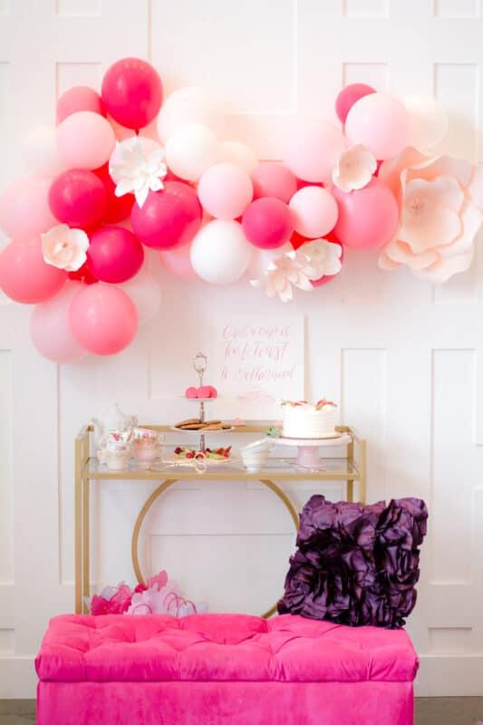 Mejores ideas para decorar casa en el dia de la madre globos
