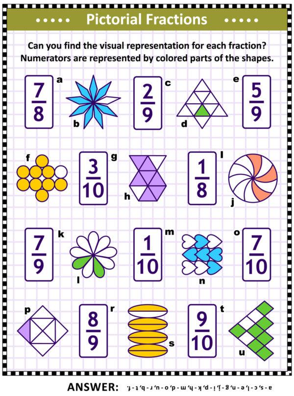 Acertijos matematicos primaria 6