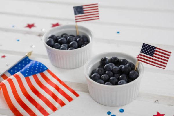 Las mejores ideas para decorar nuestra casa para el dia de independencia en estados unidos aperitivo