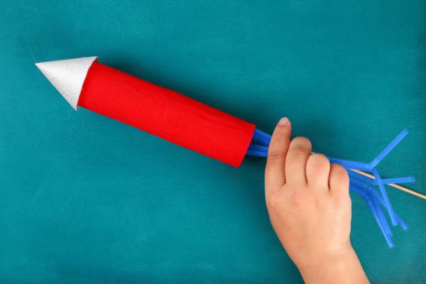 Las mejores ideas para decorar nuestra casa para el dia de independencia en estados unidos cohete 2