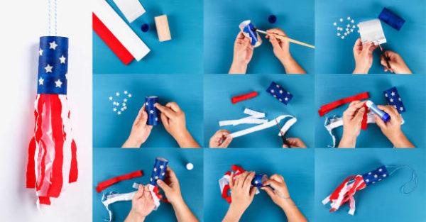 Las mejores ideas para decorar nuestra casa para el dia de independencia en estados unidos cohete