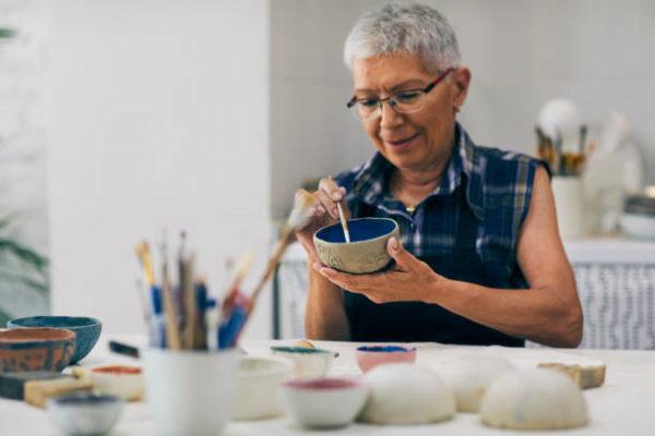 Las mejores ideas de manualidades para personas mayores ceramica