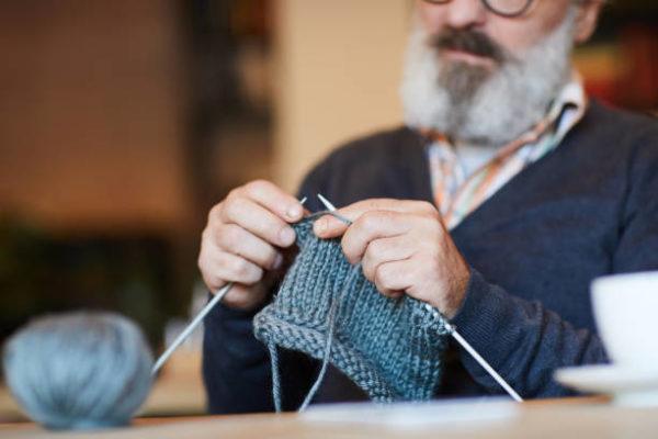 Las mejores ideas de manualidades para personas mayores tejer