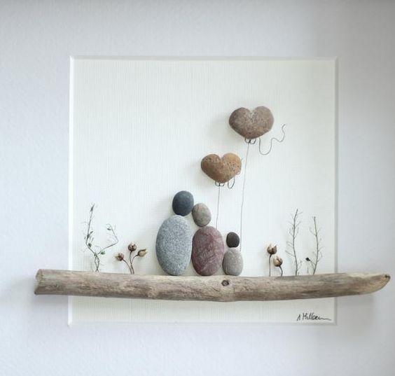 Las mejores ideas y consejos para decorar tu casa sin mucho dinero piedras