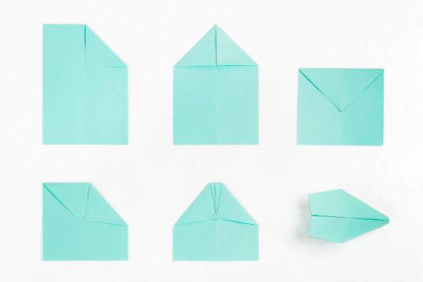 Los origami mas sencillos para hacer con ninos y celebrar el dia mundial del origami avion