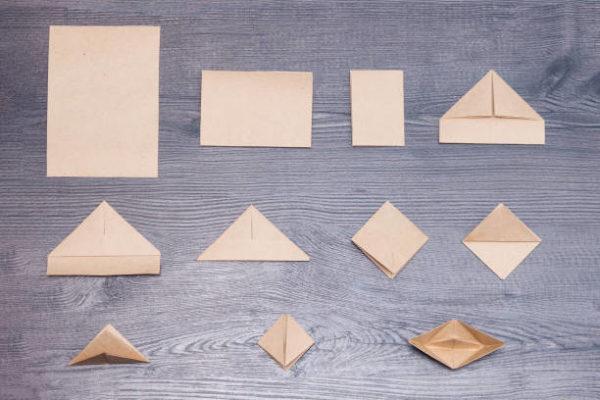 Los origami mas sencillos para hacer con ninos y celebrar el dia mundial del origami barco