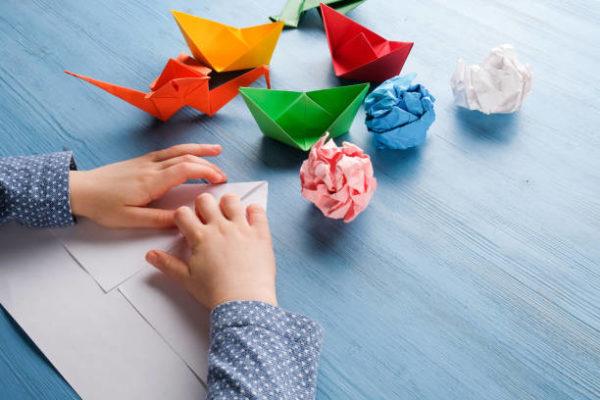 Origami mas sencillos para hacer con ninos y celebrar el dia mundial del origami