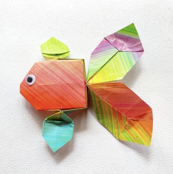 Las mejores ideas de Origami para principiantes peces