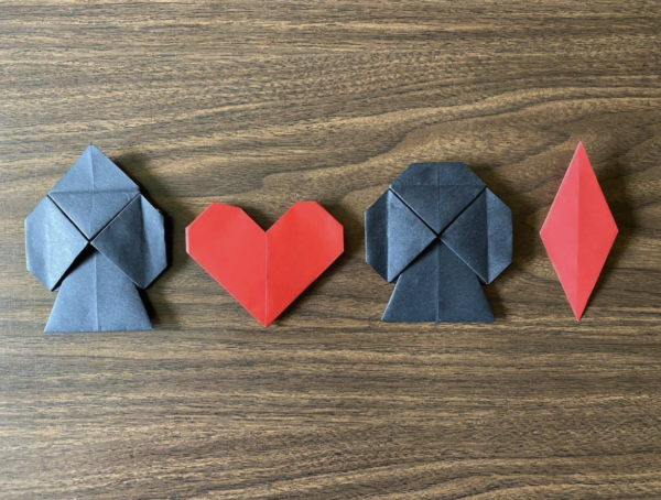 Las mejores ideas de Origami para principiantes poker