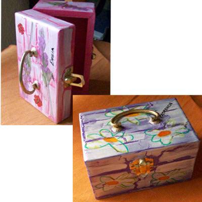 Manualidades de madera manualidades for Objetos decorativos para el hogar