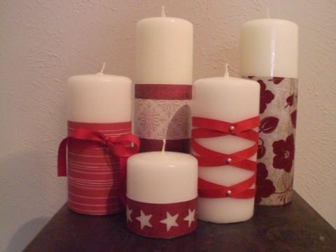 velas son uno de los elementos decorativos más utilizados en Navidad