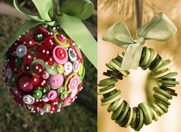 Adornos para el rbol de navidad 2016 manualidades - Hacer adornos para el arbol de navidad ...