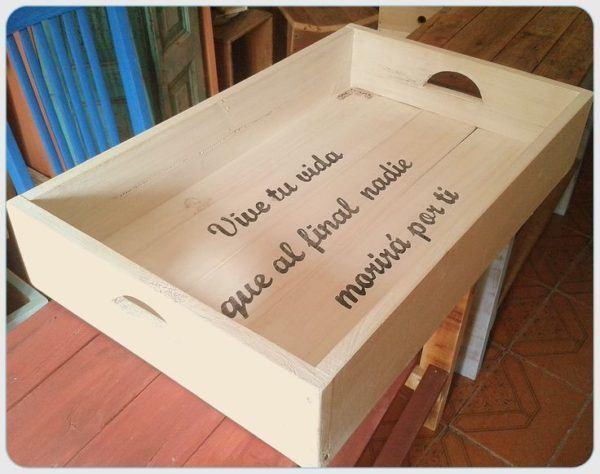 Manualidades f ciles de hacer en casa manualidades - Manualidades con madera faciles ...